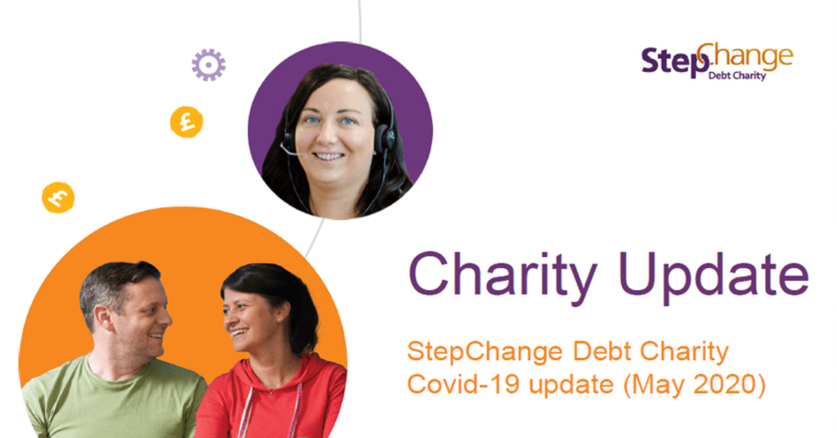 Debt Advice support during COVID-19